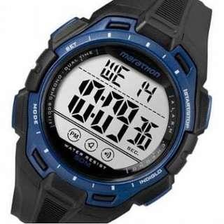 TIMEX Marathon Full Size Sports Quartz Watch LCD