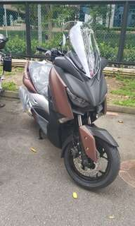 New xmax 300 abs