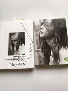 [WTS] Taeyeon Something New Unsealed without photocard