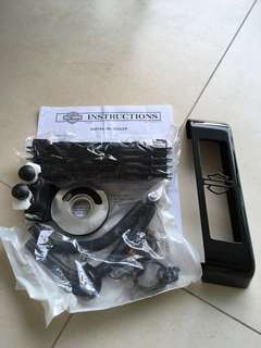 Harley Davidson Softail Premium Oil Cooler Kit