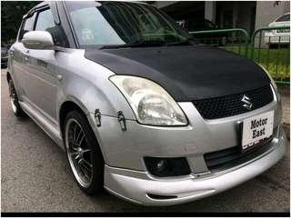 Suzuki Swift Manual