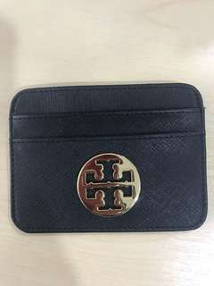 Authentic Tory Burch card holder