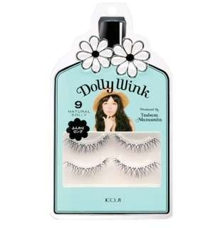 Dolly Wink 9 Natura Dolly False Lashes