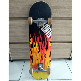 Skateboard Canadian Maple Fire Design Fullset Murah