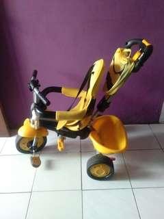 Smartrike sepeda baby