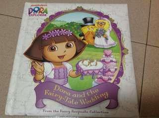 Dora and the fairy tale wedding