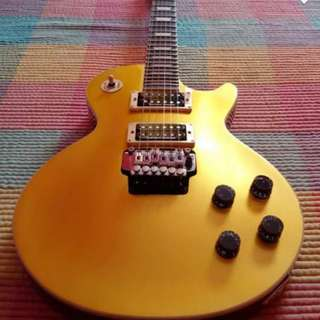 Gibson Les Paul goldtop Slash signature