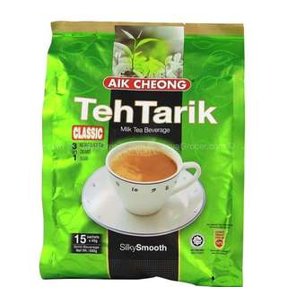 Open PO Teh Tarik
