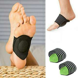 Health Feet Protect Care Pain Arch Support Cushion Footpad Run Up Pad Foot