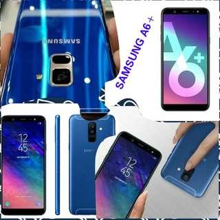 Ayoo Buruan Handphone Samsung A6 Plus Cashback Rp.500.000 dan Bisa Kredit DP 900.000