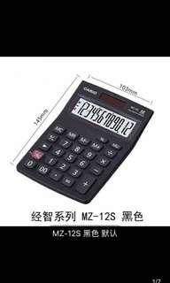 Casio 計數機 calculator accounting cpa會計師