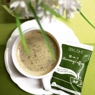 SEKUSHI 10-in-1 SLIMMING COFFEE