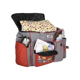 Tas Bayi/ Diaper Bag/ Tas Perlengkapan Bayi Besar