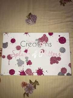 Beauty Creations: Splash of Glitters