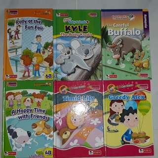 Books For Toddlers/ Beginners