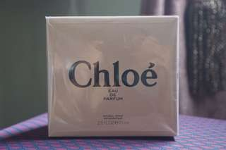 Eau de Perfume Chloe Full Size