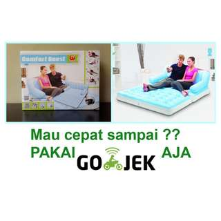 Kasur Angin Air O Space Sofa Bed 5in1 Bestway Kursi Santai