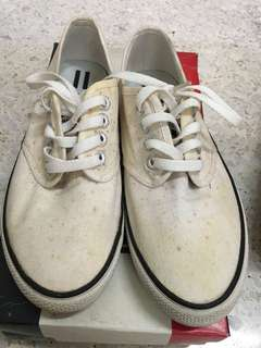 North Star White Shoes Unisex