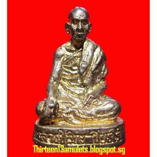 Thai Amulets ( Lp Pinak - Loop Lor )