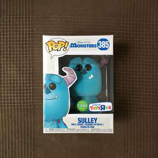 Monsters Inc. Sulley (Slight Creases on Box)