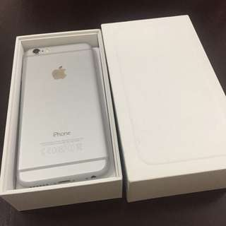 Iphone 6 16Gb openline silver