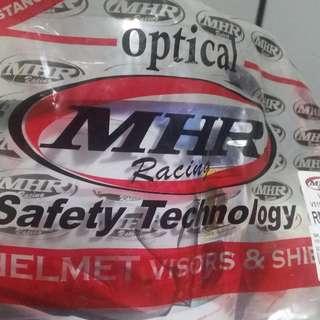 MHR Ram 3 clear visor