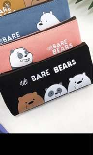 [Instock] [WBB] We bare bear Pencil Case