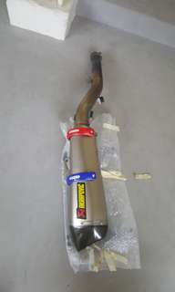 Akrapovic for gtr1400