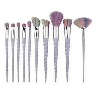 🦄Unicorn Makeup Brushes