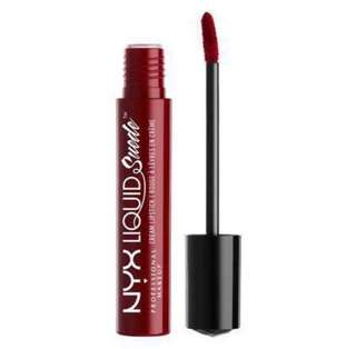 NYX LIQUID SUEDE CREAM - Cherry Skies, Vintage