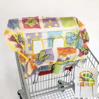 Cover for trolley / high chair