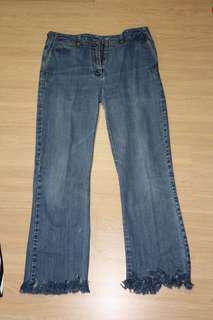 Riffle jeans