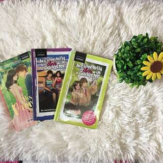 Wattpad:She's dating the gangster 1,2&3