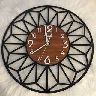 Modern Element Wall Clock | Instock - 40cm