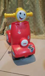 Toy Car Fisher Price