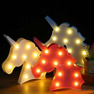 Light tumblr unicorn