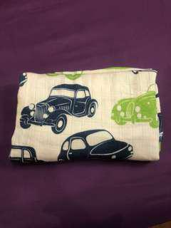 Original Tula Blanket - Cars