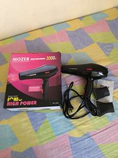 Mozer super professional Hair Blower