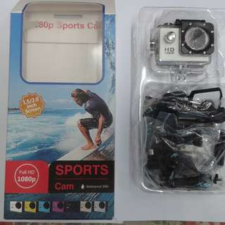 Full HD 1080P Sports Cam