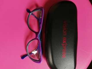 Brand new eyeglass (vision express)