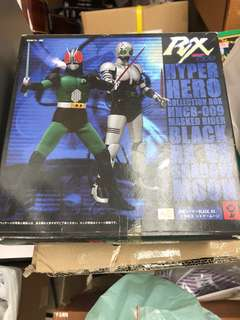 Rx hyper hero 矇面超人