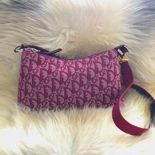Dior Vintage Saddle Bag