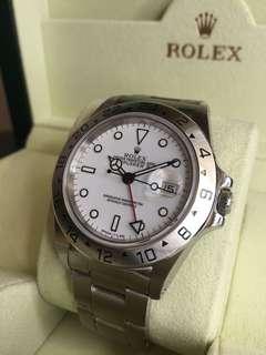 勞力士 Rolex Explorer II 16570