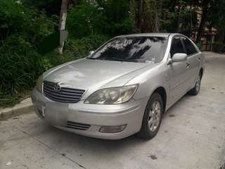 Toyota camry AT 203