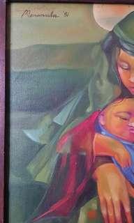 Manansala Painting