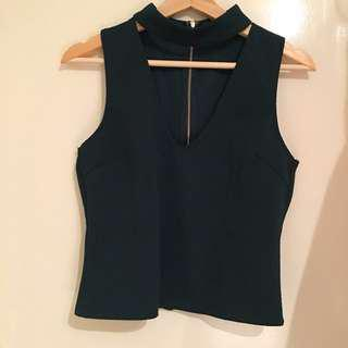 Green Top Size S