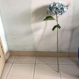 Big Artificial Flower Photo Prop