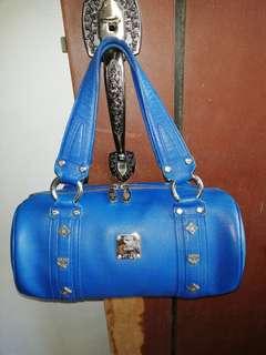 Reprice Authentic MCM Boston bag