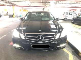 Mercedes E250 Grab Premium