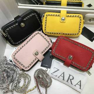 Tas Zara Crossbody Original